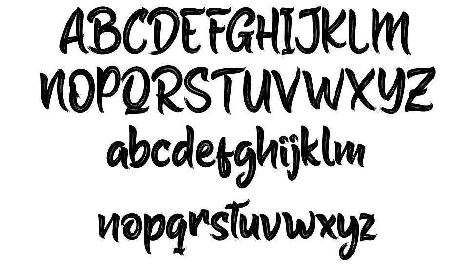 Kulyno font