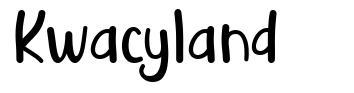 Kwacyland