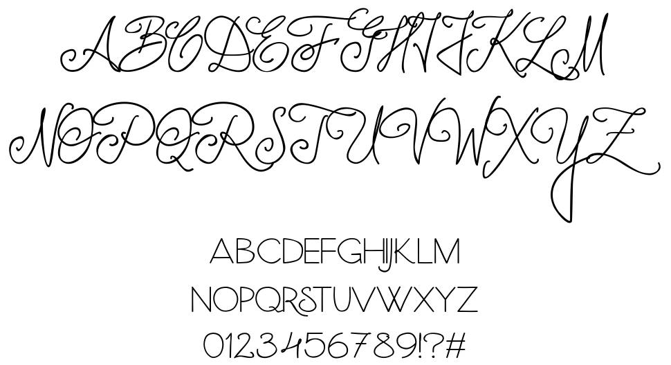 Kwintus Halved font