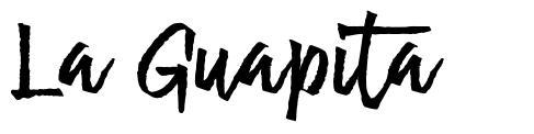 La Guapita schriftart