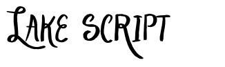 Lake Script