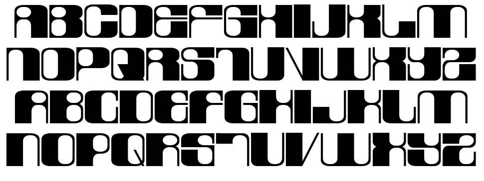 Laurel Or Hardy font