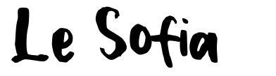 Le Sofia