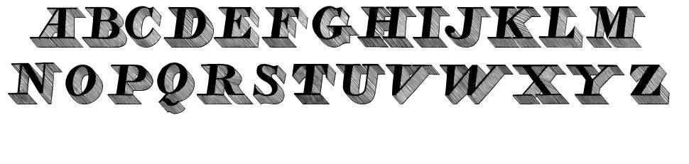 Lead font
