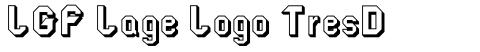LGF Lage Logo TresD
