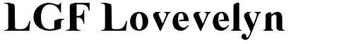 LGF Lovevelyn