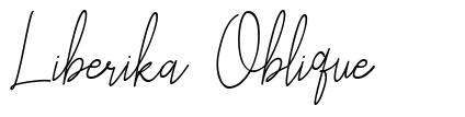 Liberika Oblique
