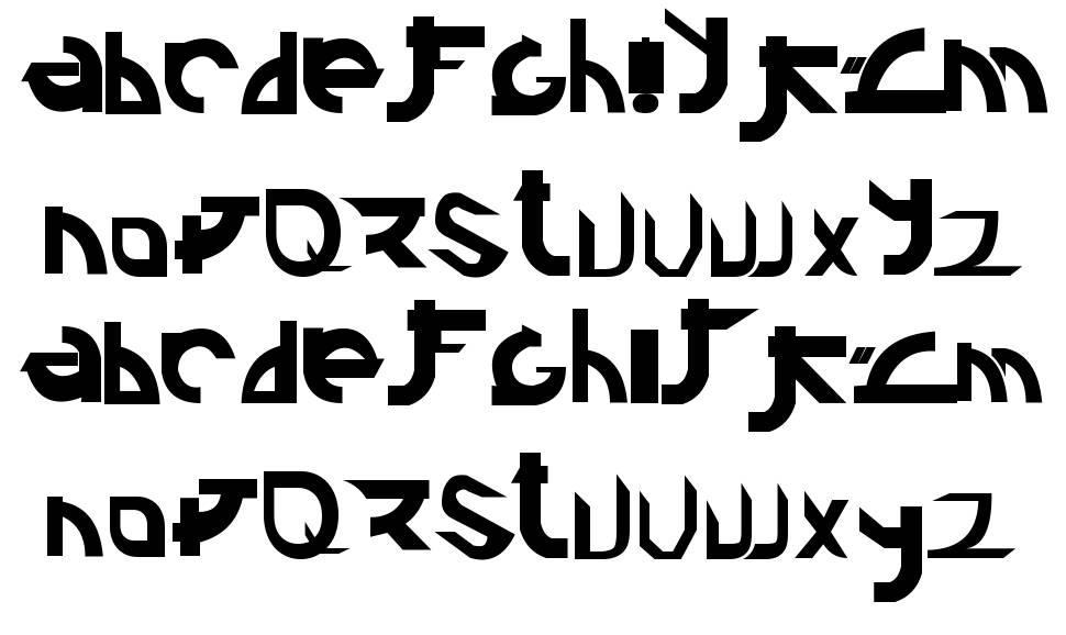 Linkin Park Extra Bold font