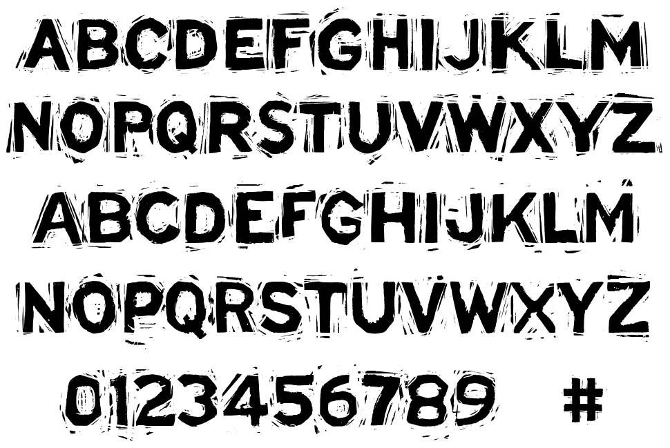 Linostate font