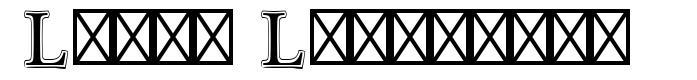 Linux Libertine font