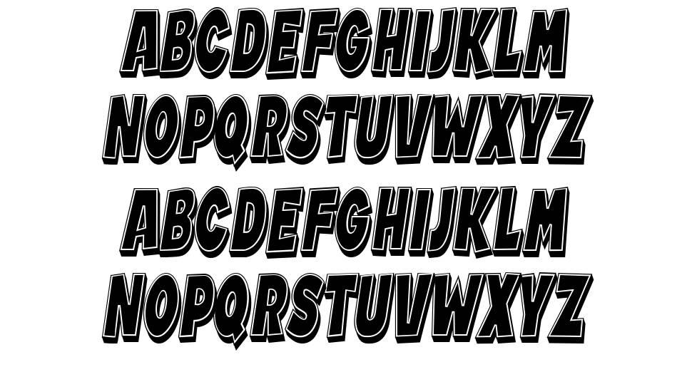 Lister font