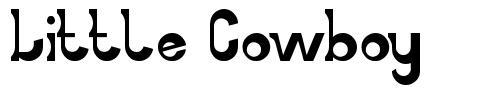 Little Cowboy font