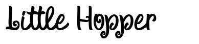 Little Hopper font