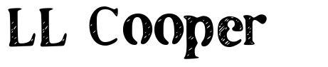 LL Cooper font