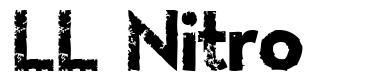 LL Nitro font