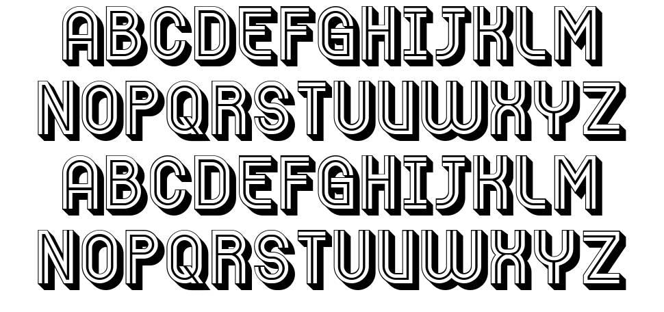 Loce font
