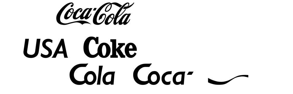 Loki Cola font