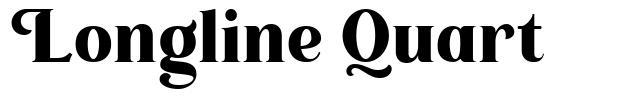 Longline Quart