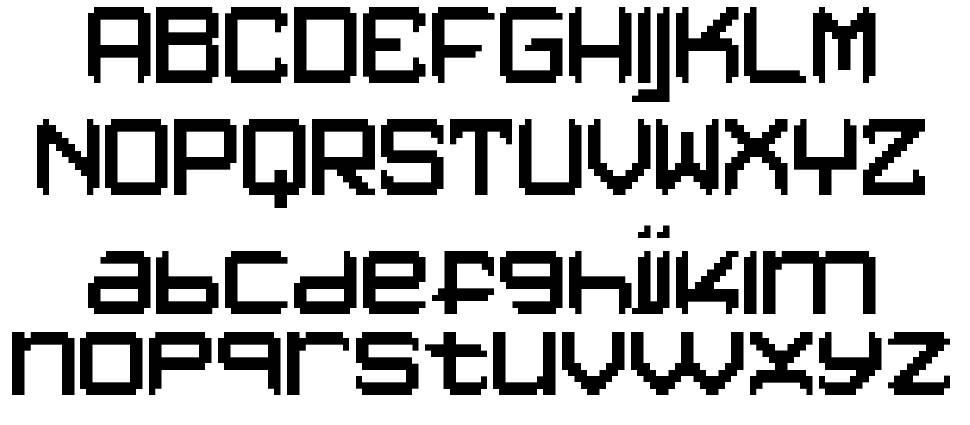Lont font
