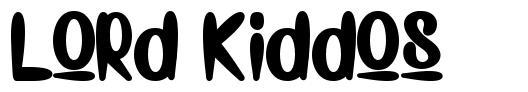 Lord Kiddos font