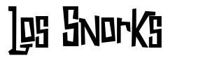 Los Snorks