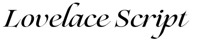 Lovelace Script