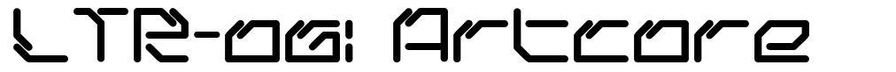 LTR-06: Artcore
