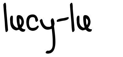 Lucy-Lu