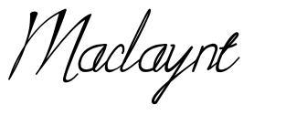 Maclaynt