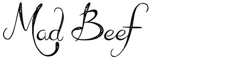 Mad Beef