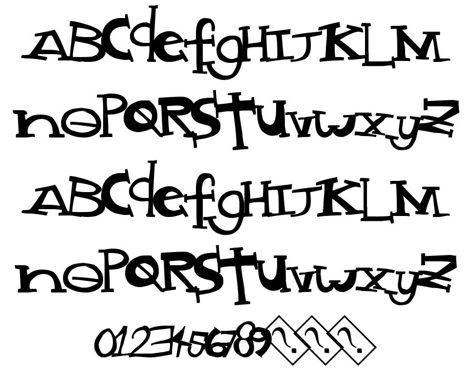Mad Style font