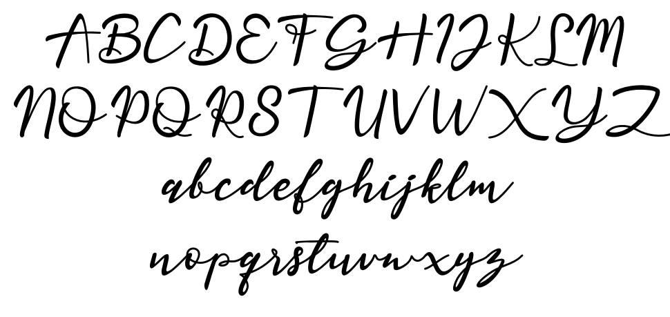 Magnolisa font