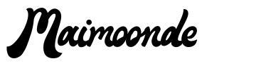 Maimoonde