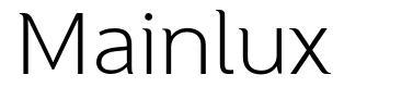 Mainlux fuente