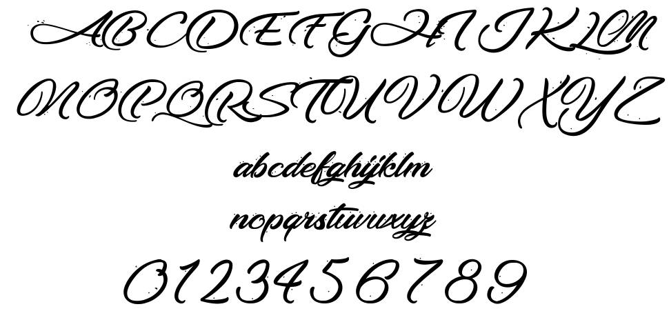 Making the Quality font