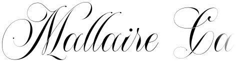 Mallaire Calligraphy