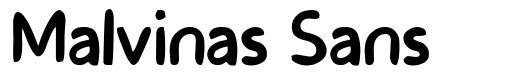 Malvinas Sans