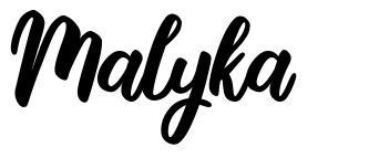 Malyka