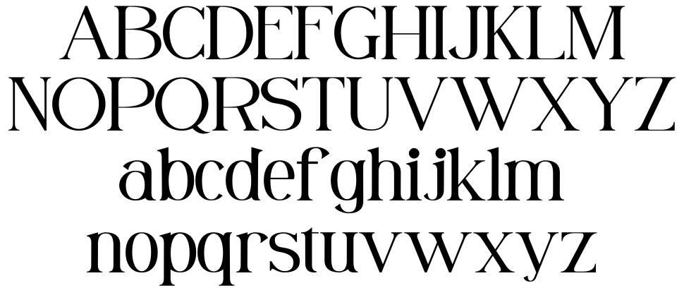 Marienthal font