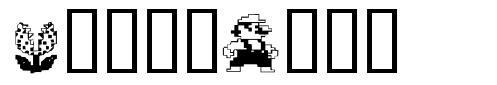 MarioBros font