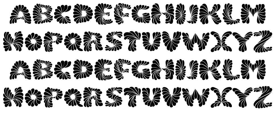 Marmelad font