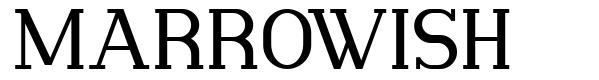 Marrowish