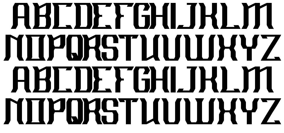 Material Science font