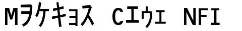 Matrix Code NFI