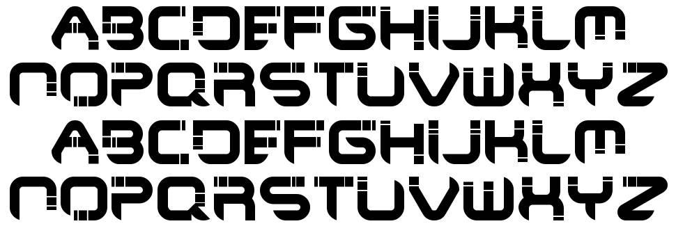 Maya Culpa font