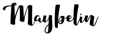 Maybelin