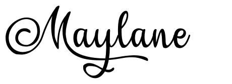 Maylane font