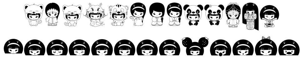 Mayumi Gumi font