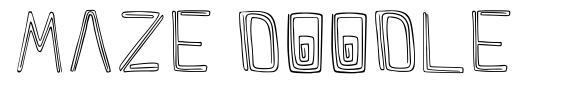 Maze Doodle