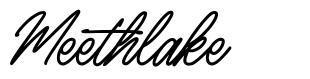 Meethlake